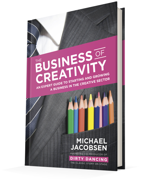 Business of Creativity by Michael Jacobsen